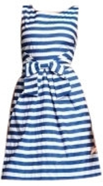 Preload https://item3.tradesy.com/images/kate-spade-blue-and-white-jillian-stripes-a-line-mini-short-casual-dress-size-4-s-5917-0-0.jpg?width=400&height=650