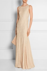 Diane Von Furstenberg Light Pink Blush Lace Dress