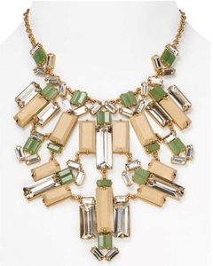 Kate Spade Kate Spade Centro Tiles Statement Bib Necklace NWT Amazing Eco-Design! Fabulous!