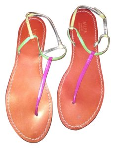 Valea Multi colored Sandals