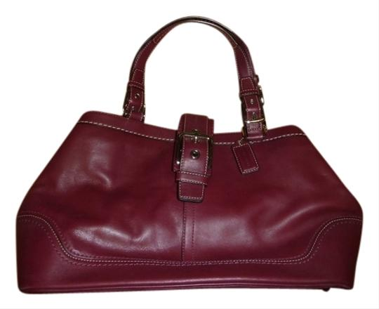 Preload https://img-static.tradesy.com/item/5919268/coach-hampton-legacy-with-buckle-f12602-burgandy-leather-shoulder-bag-0-0-540-540.jpg