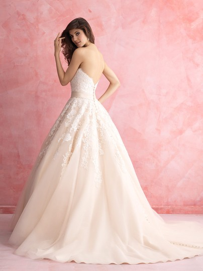 Allure Bridals Allure Romance 2809 Wedding Dress