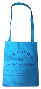 Marc Jacobs Blue Travel Bag