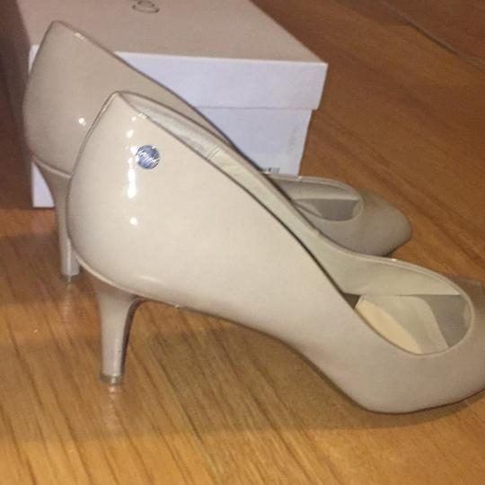 Calvin Klein Light beige Pumps