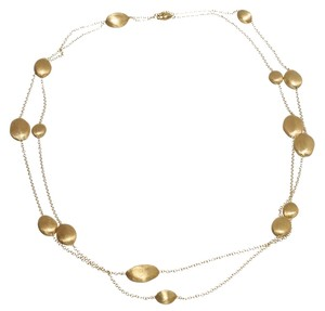Marco Bicego Marco Bicego 18k Gold Station Necklace