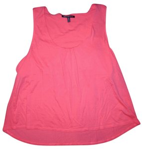 Victoria's Secret Cami Work Out Top Coral