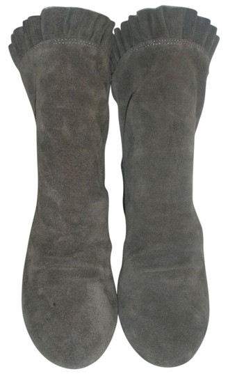 Preload https://item5.tradesy.com/images/8020-wedge-ankle-gray-boots-5922544-0-0.jpg?width=440&height=440