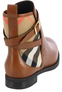 Other Burberry Richardson Burberry House Check Checker Checkered Burberry brown Boots