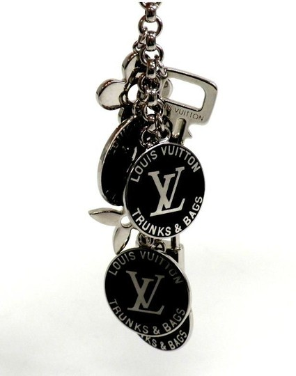 Louis Vuitton Authentic Louis Vuitton Monogram Breloques Charm Necklace