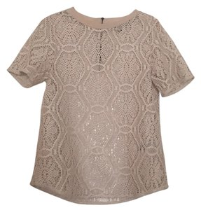 Banana Republic Top Beige