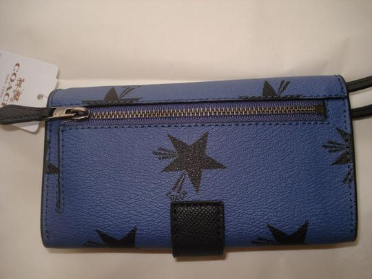 Coach Coach Phone Clutch in Star Canyon Print coated Canvas Limited Edition