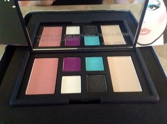 Nars Cosmetics NIB NARS Limited Edition Andy Warhol/ Debbie Harry Palette