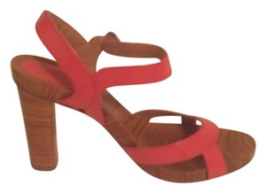 Salvatore Ferragamo Coral Sandals
