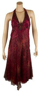 Maryl Silk Evening Dress