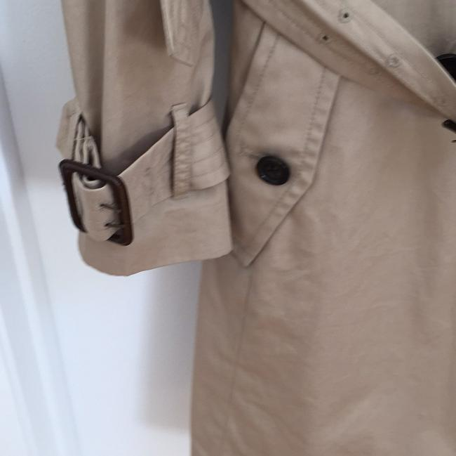 Banana Republic Trench Coat Image 5