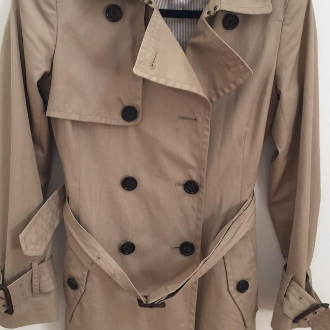 Banana Republic Trench Coat Image 7