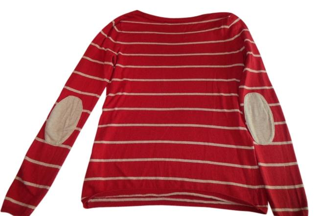 Preload https://item3.tradesy.com/images/banana-republic-red-elbow-patches-sweaterpullover-size-8-m-5926762-0-0.jpg?width=400&height=650
