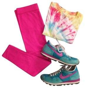 Fit To Go Pink Leggings
