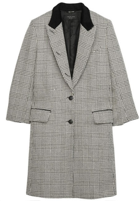 Rag & Bone Long & Trench Coat