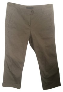 Theory Capris Green