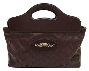 Gucci Brown Clutch