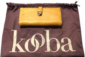 Kooba Triangle Belt Tip Wallet