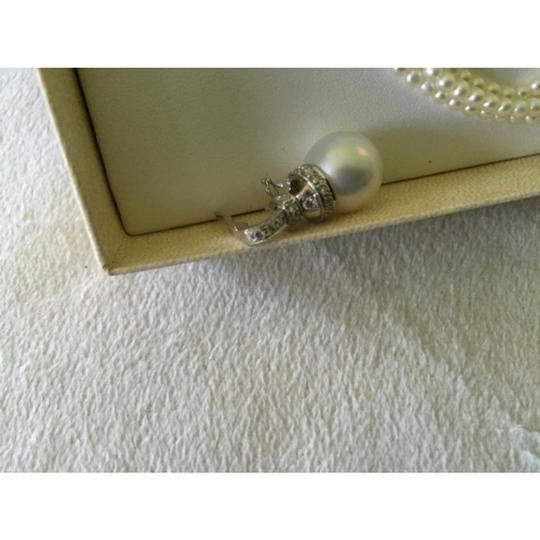 Quinn's Goldsmith Tahitian South Sea Pearl And Diamond Necklace Image 10