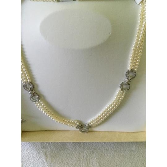 Quinn's Goldsmith Tahitian South Sea Pearl And Diamond Necklace Image 7