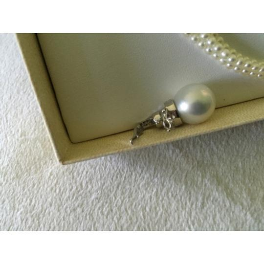 Quinn's Goldsmith Tahitian South Sea Pearl And Diamond Necklace Image 9