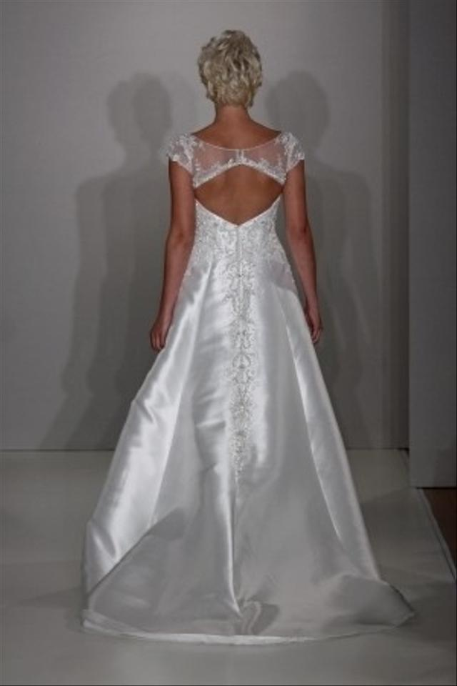 Alfred angelo 825 wedding dress tradesy weddings for D angelo wedding dresses