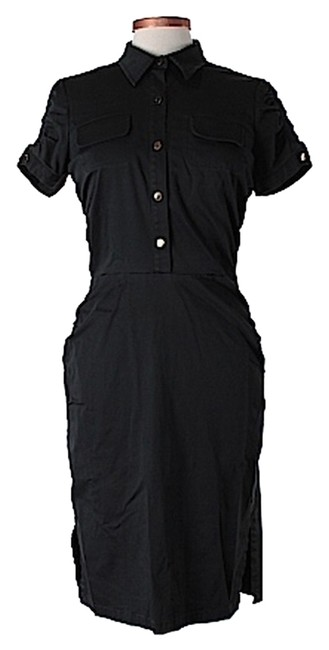 Preload https://item2.tradesy.com/images/laundry-by-shelli-segal-black-mid-length-short-casual-dress-size-8-m-5929156-0-0.jpg?width=400&height=650