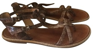 Via Spiga Natural Sandals