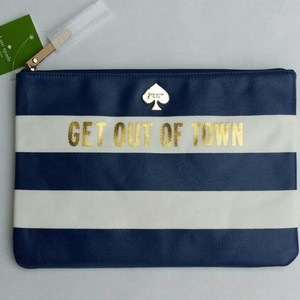 Kate Spade Kate Spade Get Out of Town Gia Cosmetic Wristlet Bag Wallet