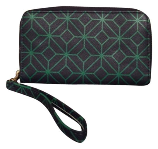 Other Wristlet in Blue Green Image 0