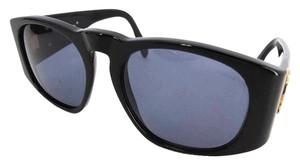 Chanel Chanel Quilted CC Logo Black Sunglasses