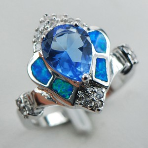 Blue Bogo Free Your Choice Any Two Listings For One Price Ring