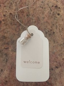 Welcome Gift Tags