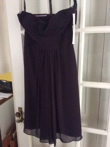 Bill Levkoff Plum229 Bridesmaid Dress Style 765 Dress