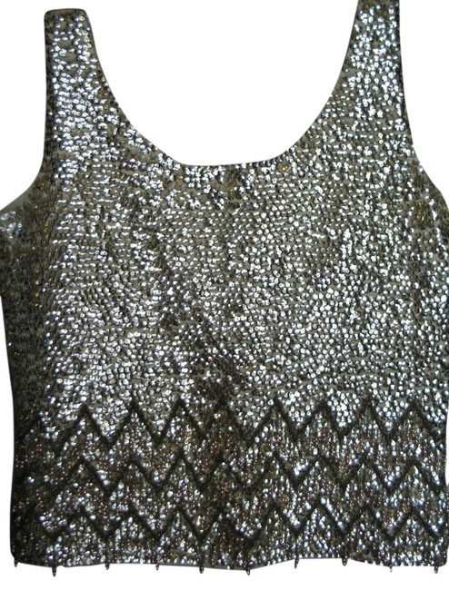 Preload https://item3.tradesy.com/images/gold-hand-beaded-vintage-100-wool-back-zip-vest-tank-topcami-size-8-m-5931877-0-0.jpg?width=400&height=650