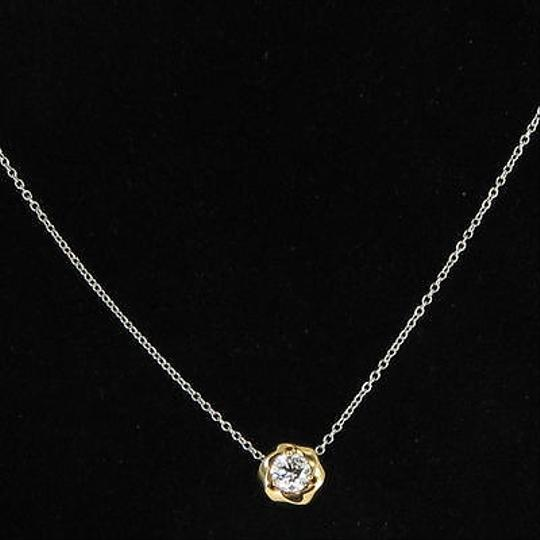 Hearts on Fire Hearts On Fire Atlantico Diamond 0.45cts Pendant Necklace 18k Rose White