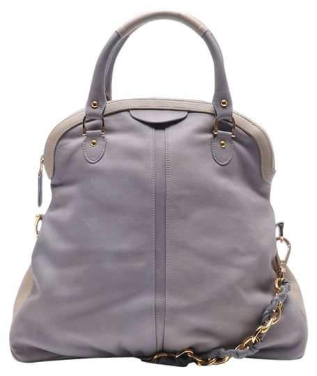 Preload https://item2.tradesy.com/images/be-and-d-wasson-shoulder-grey-leather-cross-body-bag-5932996-0-0.jpg?width=440&height=440