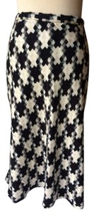 Spiegel Skirt Black white