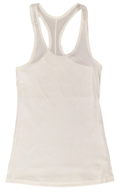 Item - White Activewear Top Size 4 (S, 27)
