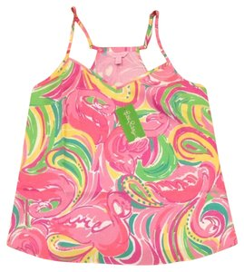 Lilly Pulitzer Top Multi All Nighter