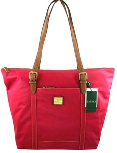 Ralph Lauren Tote in Red