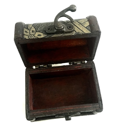 Other Small Wooden Box