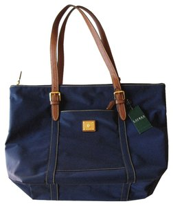 Ralph Lauren Tote in Navy