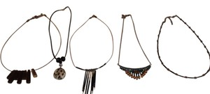 Bundle of 5 Necklaces