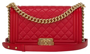 Chanel Boy Shoulder Bag