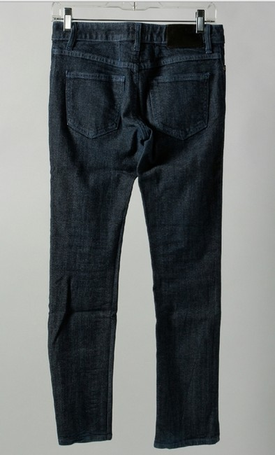 Other Naked & Famous Silk Cotton Denim Spandex Straight Leg Jeans